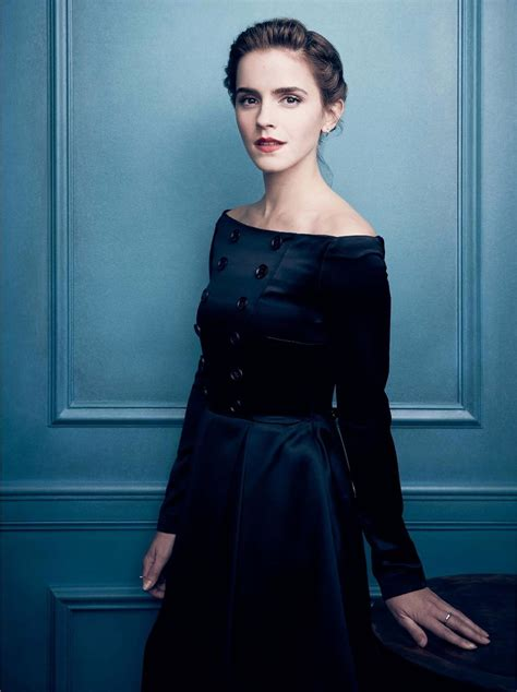 emma watson  hollywood reporter russia