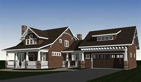 plan wbe storybook bungalow  bonus  architectural design