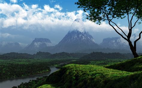 3d Wallpapers Nature by 3d Nature Wallpaper 2560x1600 44248