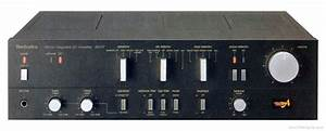 Technics Su-v7 - Manual