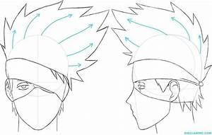 Dibujo Itachi Uchiha/Kakashi Hatake ~Paso a paso~ Dibujo Otaku Amino