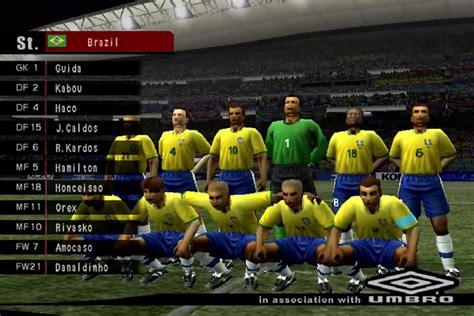 international superstar soccer screenshots gamefabrique
