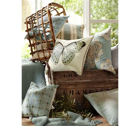 Dot Beaded Pillow Cover Pottery Barn by Dot Beaded Pillow Cover Pottery Barn