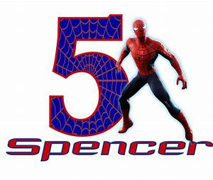 Pics For > Happy 5th Birthday Boy Spiderman