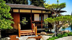Traditional Japanese House + Garden Japan Interior