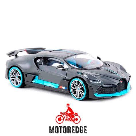 Free shipping in orders over 300€ to: Bugatti Divo 2018 Maisto Escala 1/24   Motoredge México ...