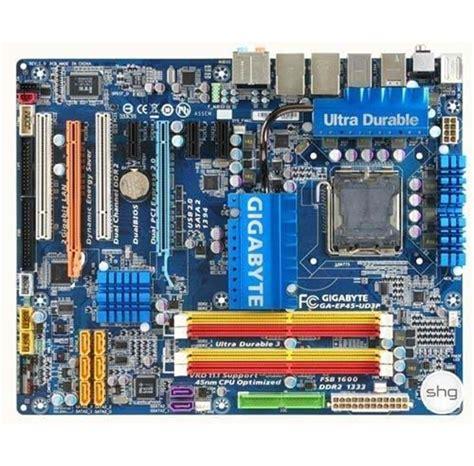 GIGABYTE GA-EP45-UD3P Intel P45 LGA775 Bundkort - Intel ...