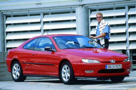 PEUGEOT 406 Coupe specs - 1997, 1998, 1999, 2000, 2001 ...