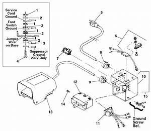 Ridgid Table Saw Motor Reset Parts Repair Upgrade
