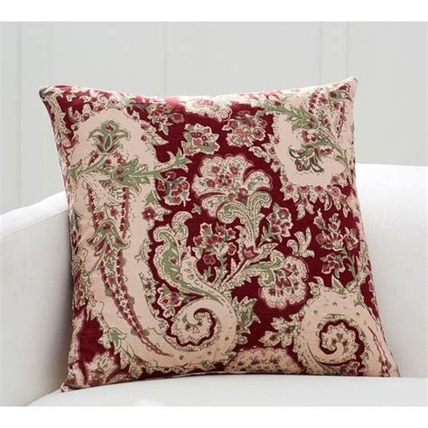 Pottery Barn Throw Pillows by Pottery Barn Dasha Paisley Pillow Cover 46 Liked On