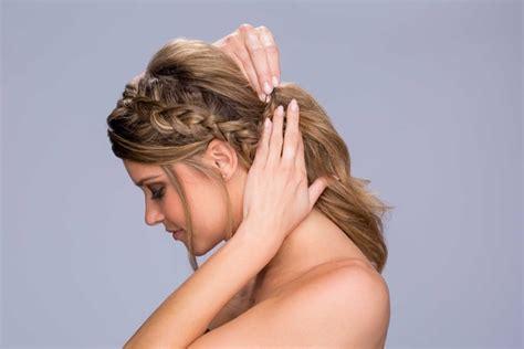 hair makeup tutorial diy wedding hairstyles and makeup