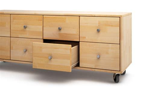 Möbel Aus Massivholz by Rivus Aus Massivholz Rollcontainer