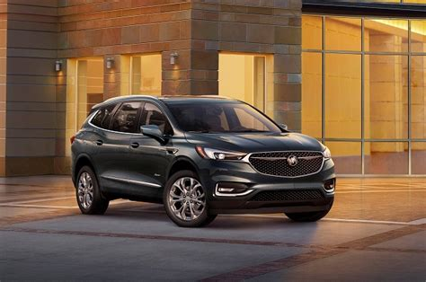 2020 Buick Crossover by 2019 Buick Enclave Avenir Specs 2019 And 2020 New Suv