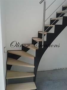 Escalier sur Tournai Olinox Créations