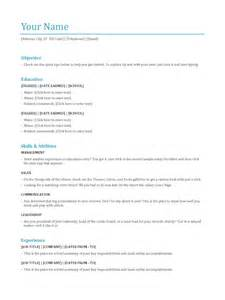 What Is Functional Resume Format by What Are The 3 Resume Types Jobcluster