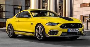 2021 Ford Mustang Mach 1 The most capable Mustang to land in Europe. 5.0L V8, 460 PS, 6-spd ...