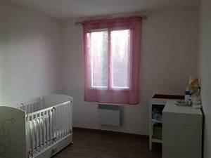 Rideau Fenetre Chambre : radiateur sous fenetre quel rideau 7 le rideau rose de la chambre de notre fille ~ Preciouscoupons.com Idées de Décoration