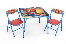 Modern Child Table And Chair Set by Kids Folding Table And Chair Set Home Furniture Design