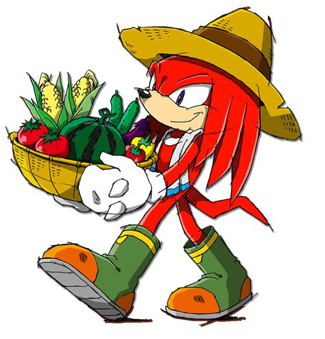 Knuckles the Echidna - Sonic the Hedgehog - Zerochan Anime ...