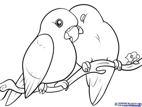 cartoon drawings  birds cartoon drawings  bir art