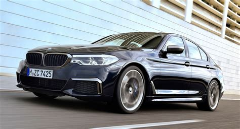 New Bmw M550i Xdrive Arriving To America Next Spring