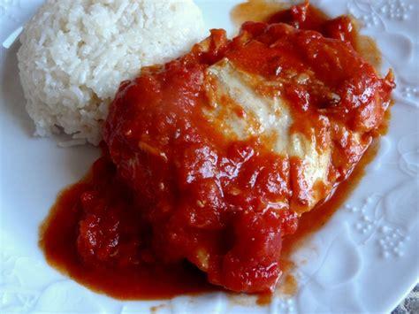 les sauces en cuisine poisson sauce tomate cuisine de libye la tendresse en