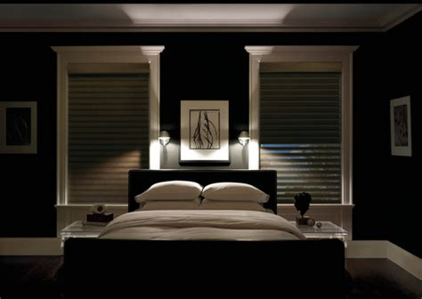 black curtains vs blackout shades it s all about style