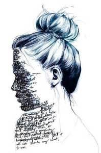 Depressed Girl Drawings