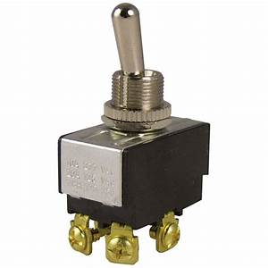 Gardner Bender 20 Amp Double-pole Toggle Switch  1-pack -gsw-14