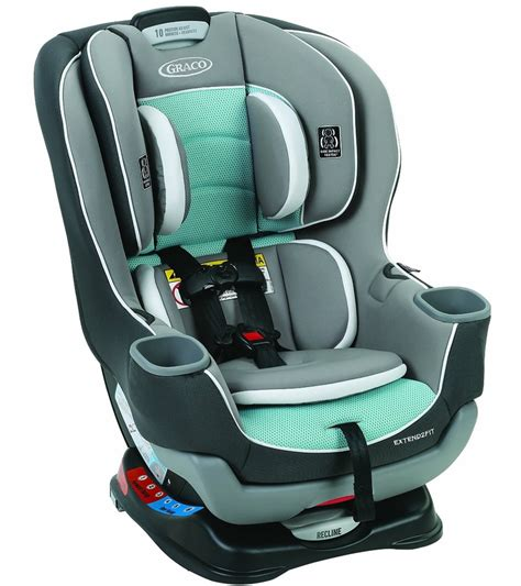 Car Seats by Graco Extend2fit Convertible Car Seat Spire