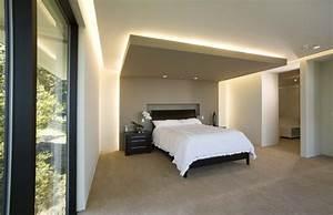 Schlafzimmer Leuchten Decke : 55 ideen f r indirekte beleuchtung an wand und decke ~ Sanjose-hotels-ca.com Haus und Dekorationen