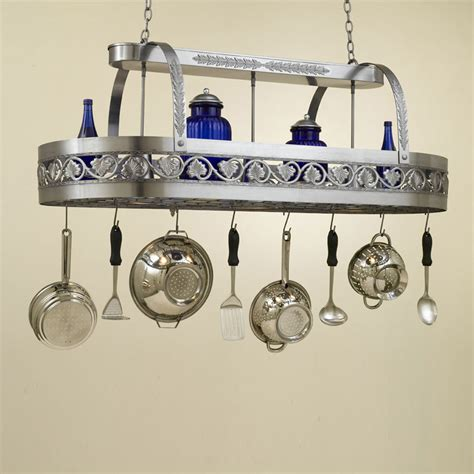 island pot rack light fixture hi lite manufacturing h 83y d 21 quot pot rack
