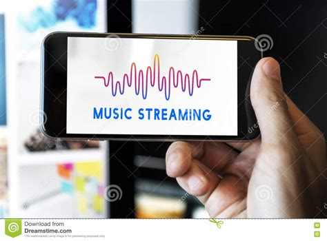 Music Streaming From The Internet