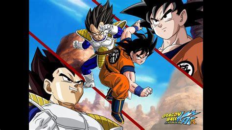 Goku Gegen Vegeta! [german Fandub]