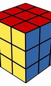 OnlineLabels Clip Art - Rubik