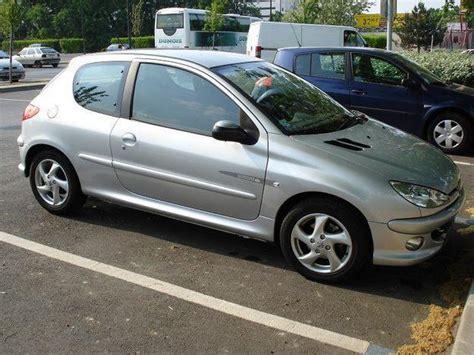 siege 206 quicksilver peugeot 206 quicksilver picture 2 reviews specs buy car