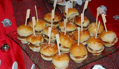 recettes de cuisine sans gluten mini burger au foie gras maman ça déborde
