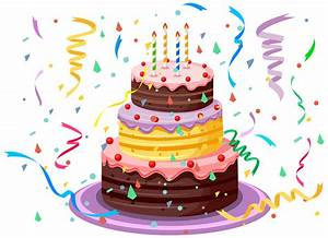 Birthday cake clipart png - BBCpersian7 collections