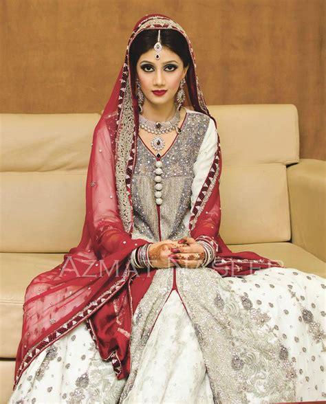 Trending Pakistani Nikah Dresses 2017 for Bridal - Engagement Dresses