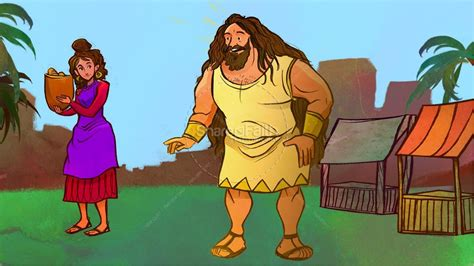 samson and bible stories 352 | slide 52
