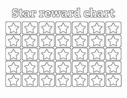 Reward Chart Printable Charts Star Stars Rewards