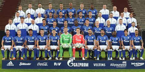 FC Schalke 04  Bundesliga der Kader der Saison 201718