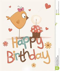 Cute Happy Birthday Card Wallpaper #11583 Wallpaper ...
