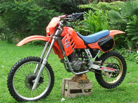 honda cr 125 1986 honda cr 125 picture 1618122