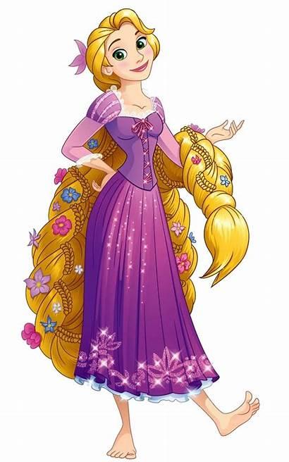 Rapunzel Tangled Disney Flower Clipart Transparent Princess