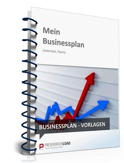 powerpoint praesentation businessplan vorlage zum