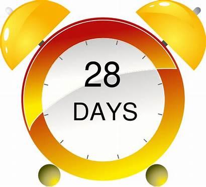 Countdown Clock Clipart Sveglia Animated Clip Calendar