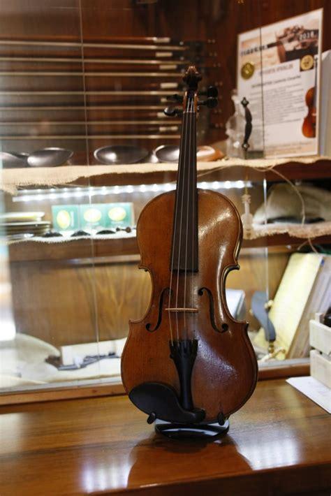 tavola armonica jonathan ulrich fichtl violino antico in vendita