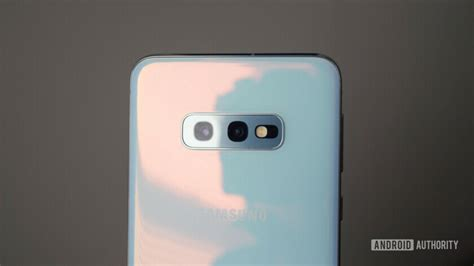 samsung galaxy s10e review after 72 hours android authority