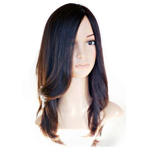European Brown Hair by Medium Brown Silky European Hair Silk Top